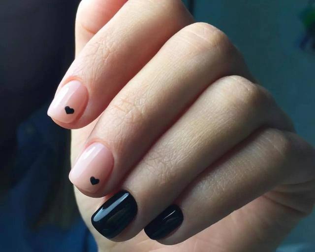 好看的指甲花纹 图片合集