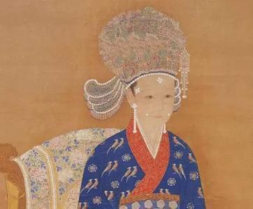 中国历史上唯一走完金婚的皇后