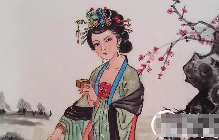 """揭秘:古代中国为何仅有""""四大美女"""""""