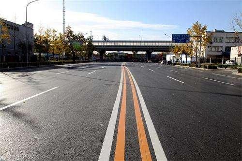 四环辅路等16项道路大修明天开工