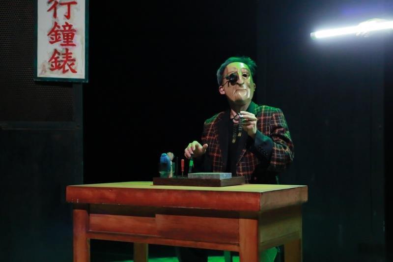 香港绿叶剧团《爸爸》开启心灵疗愈之旅