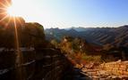 京城入秋景色美,这份箭扣长城秋色图请查收