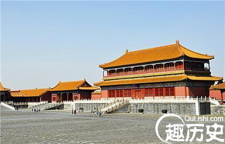 故宫秘闻:揭故宫中唯一不住活人的一座宫殿