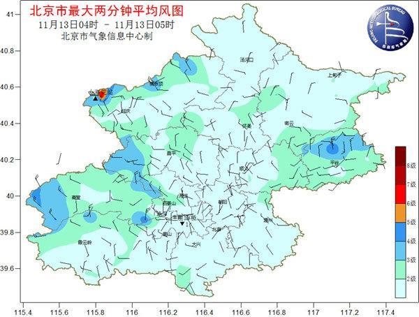 京城今日五级北风劲吹 本周最低气温维持冰点以下
