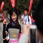 首届沈阳女子马拉松赛开赛 设置男士绿叶组