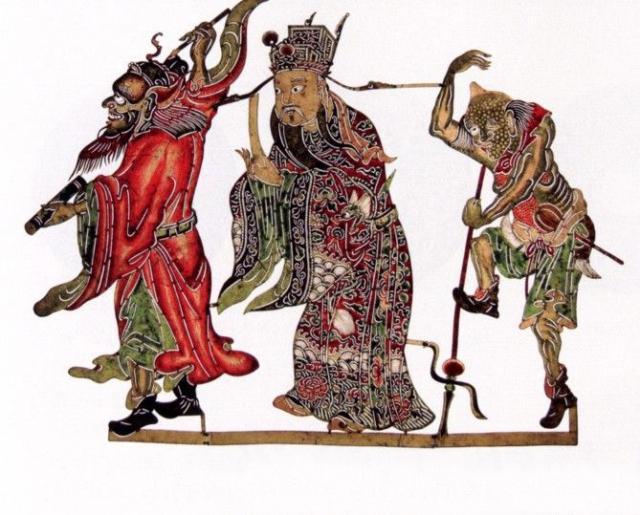 """《西游记》第九回至第十二回详细讲述了""""唐王游地狱""""的故事"""