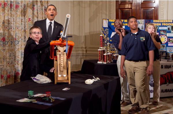 白宫里的科学狂:读《三体》的奥巴马