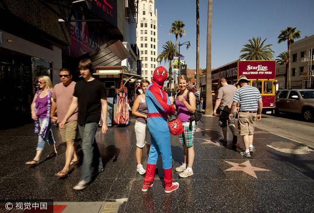 """洛杉矶承办奥运会 这些景点诠释""""天使之城"""""""