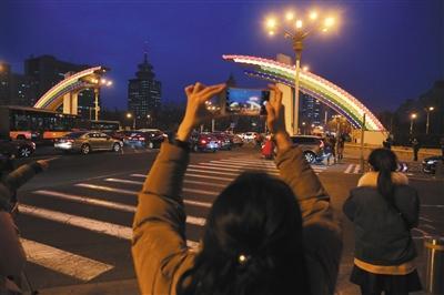 春节期间北京景观照明将延至24时