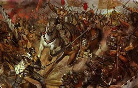 历史上最早特种部队 秦国锐士竟以一敌十