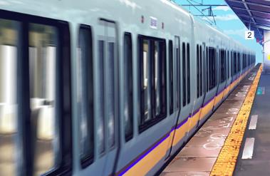 地铁车厢内乘客突然尬舞引围观 实为舞者宣传演出