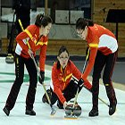 女子冰壶世锦赛中国暂列11位 提前两轮无缘复赛