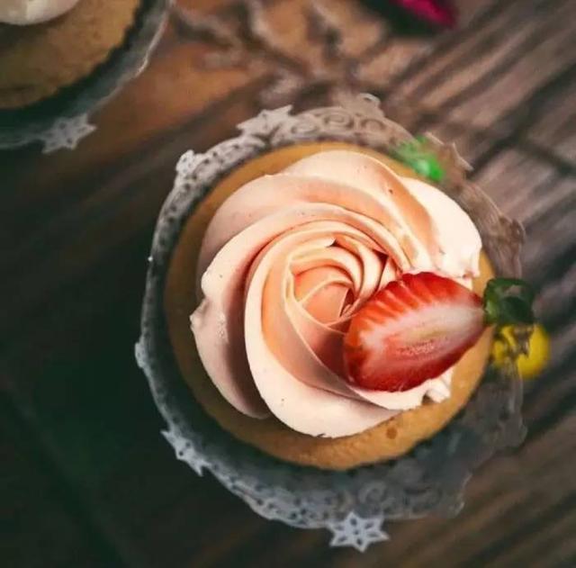 根本下不了口的超可爱的小蛋糕