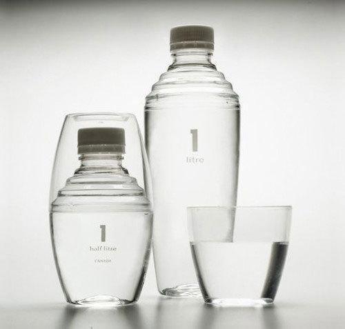 1 litre加拿大无气天然矿泉水