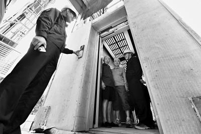 海淀老楼装电梯 模块化施工工期短