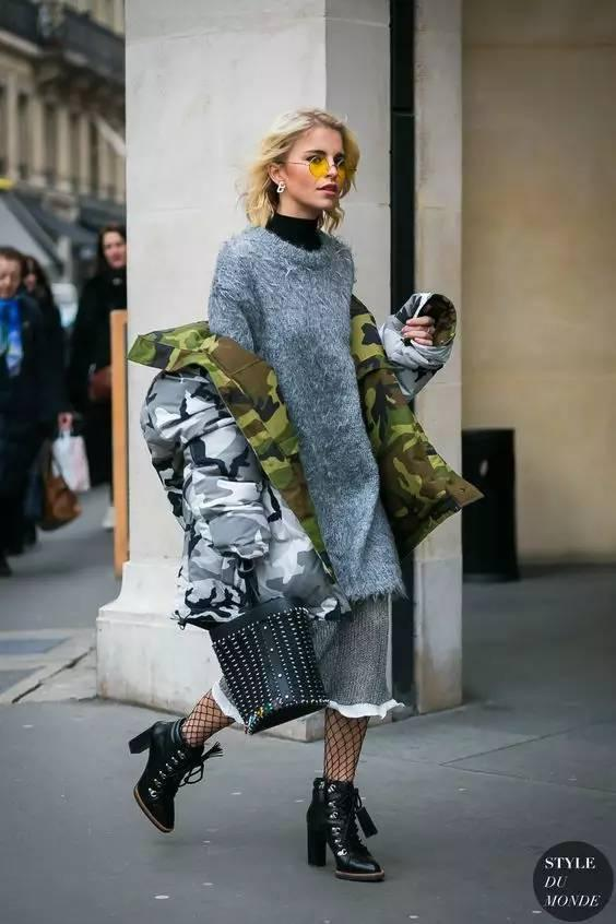 2017最流行的外套衬衫和卫衣图片