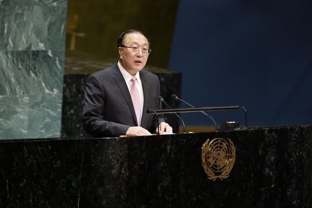 中国常驻联合国代表张军:北京2022年冬奥会将力争实现碳中和