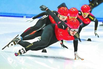 冰上尖兵国庆备战 李琰:过节的想法是用金牌回报祖国和家人