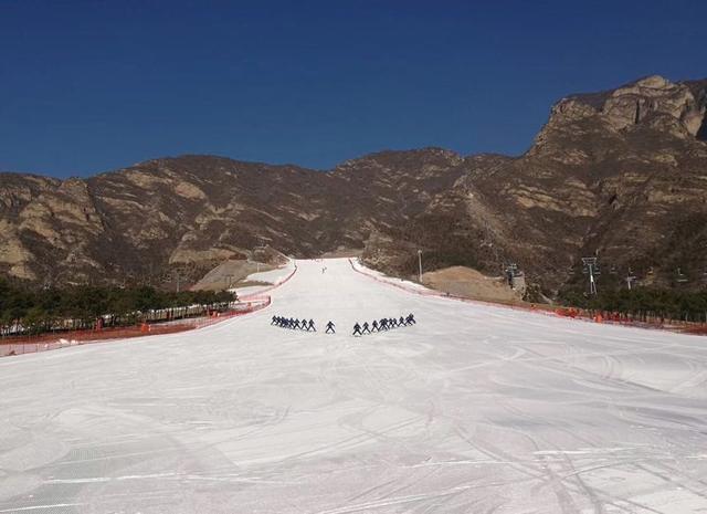 中国残疾人冰雪运动季暨延庆冰雪欢乐节启动