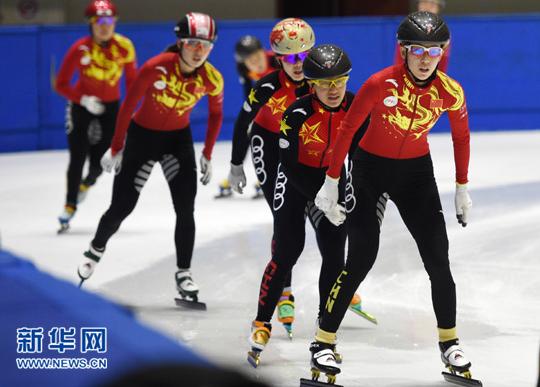 中国短道速滑队冬奥资格赛目标:拿到资格、了解对手