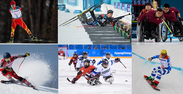 Sports Programme and Athlete Quotas Confirmed for Beijing 2022 Paralympic Winter Games