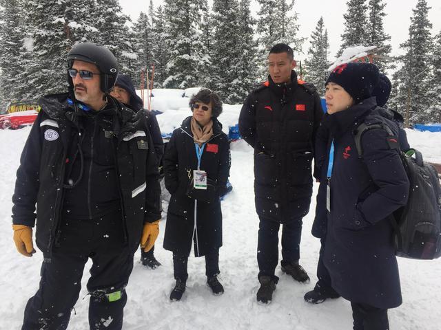 """为""""冬奥明珠""""更璀璨!北京冬奥组委派团赴美高山滑雪世界杯实战学习"""