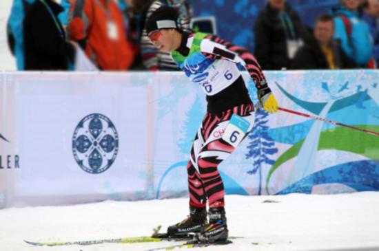 越野滑雪运动员彭园园将任平昌冬残奥会开幕式中国代表团旗手