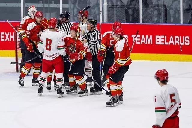 中国冰球协会积极建立完善国内冰球赛事