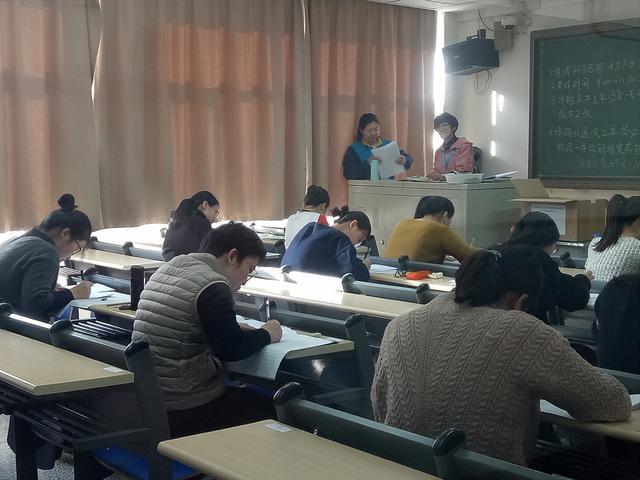 北京冬奥组委举行2018年应届高校毕业生招聘笔试