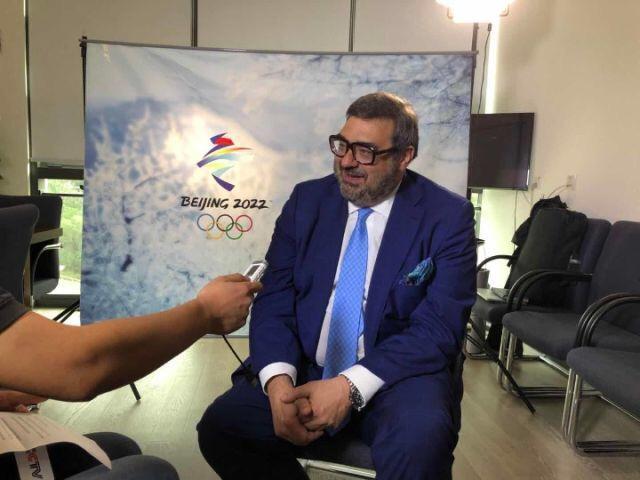 专访奥林匹克转播公司CEO:2022冬奥会,展现不一样的北京