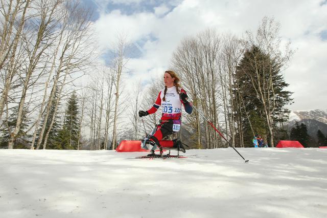 挪威残疾人越野滑雪运动员斯卡尔斯坦:期待北京冬残奥会激励所有人