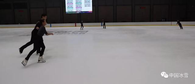 科技助力 花样滑冰国家集训队备战新赛季