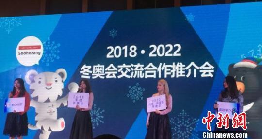 2018平昌·2022北京冬奥会交流合作推介会在河北举行