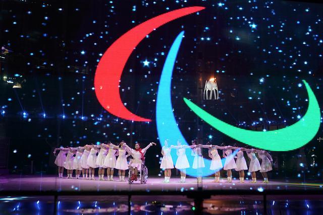 2022我要飞——平昌冬残奥会闭幕式北京文艺表演