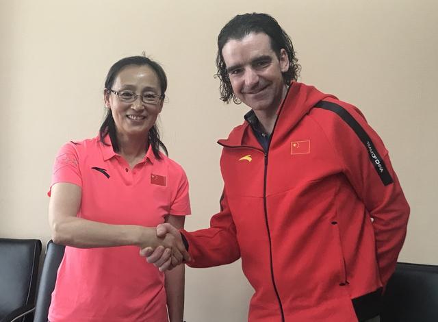 中国速度滑冰队新聘荷兰外教