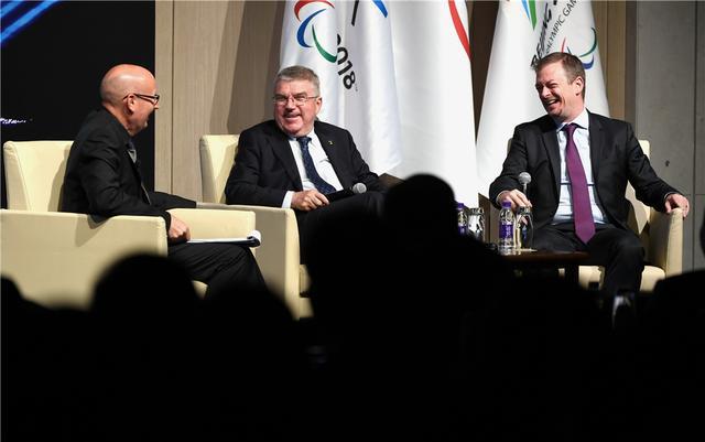 Débriefing de PyeongChang 2018 au siège de Beijing 2022, le développement durable à la une de l'ordre du jour