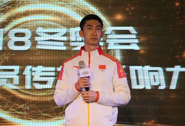 武大靖荣膺最具传播影响力冬奥运动员称号