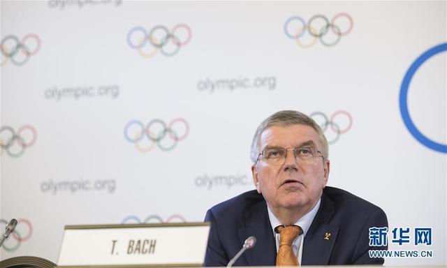 国际奥委会期待与中国人民加深友谊