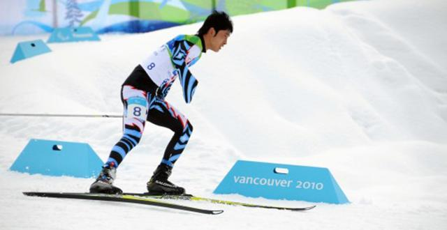 冬残奥会项目-越野滑雪