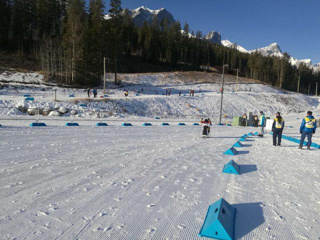 我国残奥北欧滑雪队2017-2018赛季世界杯赛首站告捷