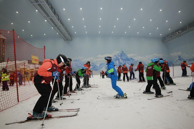 第32届奥林匹克日活动八城同步启动 引入冰雪活动迎冬奥