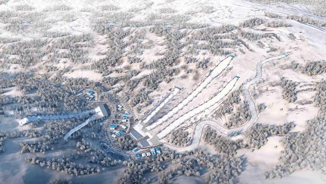 崇礼调研冬奥会场馆和基础设施规划建设情况