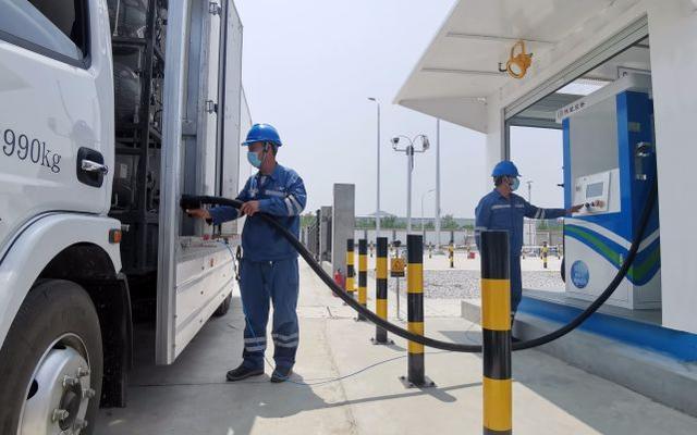 北京延庆首家加氢站将正式投用 为冬奥测试赛提供氢能化出行