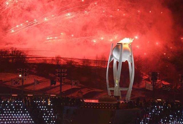 PyeongChang Winter Olympics open amid grand ceremony