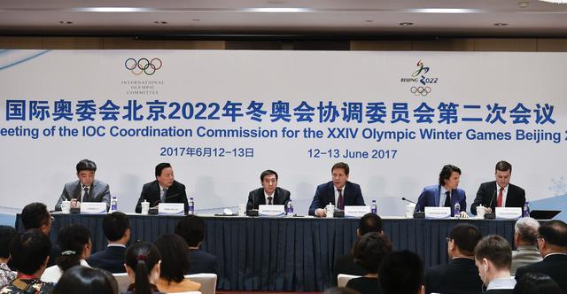 2022年冬奥会筹备工作获奥委会官员充分肯定