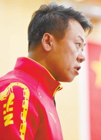 中国花样滑冰队总教练赵宏博:倾情花样滑冰 不负黄金时代
