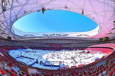 场馆赛后高利用率创造世界奇迹 北京9个夏奥场馆将服务冬奥