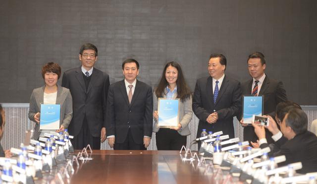 北京冬奥组委运动员委员会召开第一次全体会议