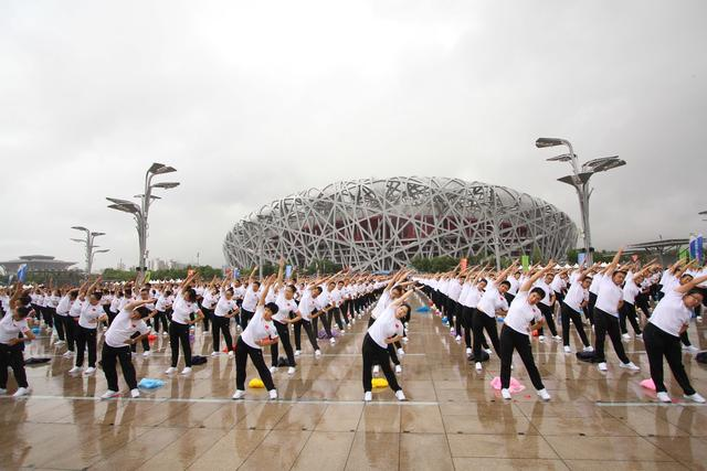 Beijing 2022 Looks Ahead to Olympic Winter Games on Anniversary of Olympic Games 2008