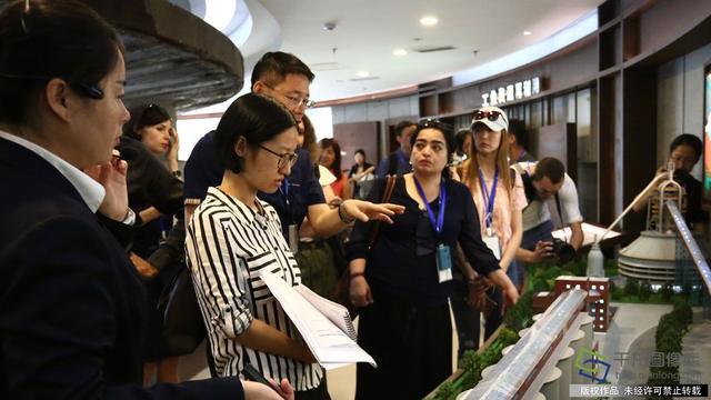 上海合作组织成员国媒体记者参访北京冬奥组委会